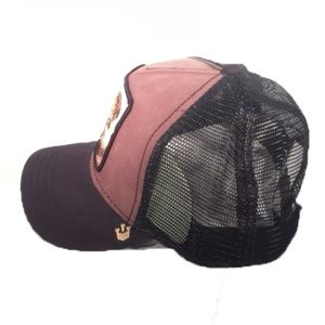 "Goorin Brothers Accessories - Goorin Bros. ""King"" Trucker Hat - Brown"
